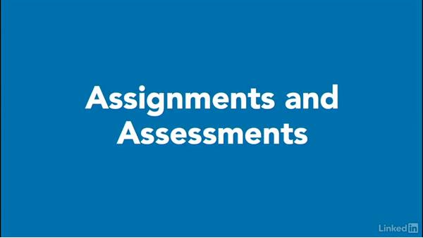 Introduction to assignments and assessments: Learn Canvas 2016