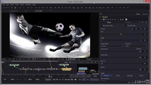 Welcome: Creating Motion Graphics with Fusion