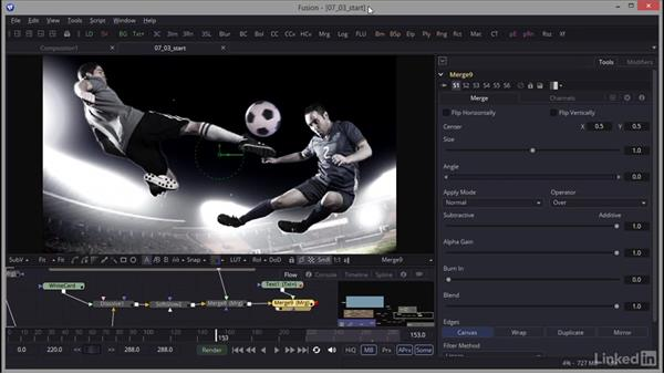 What you should know: Creating Motion Graphics with Fusion