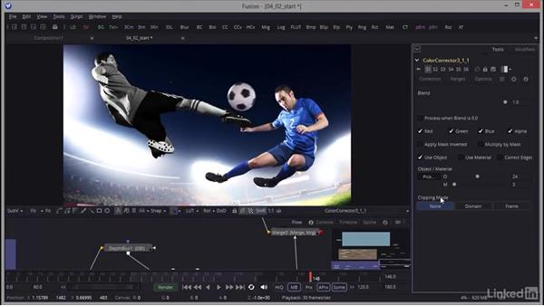Casting shadows: Creating Motion Graphics with Fusion