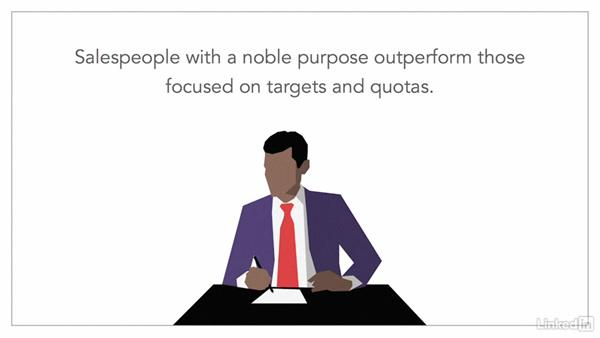 Welcome: Become a Purpose-Driven Sales Professional