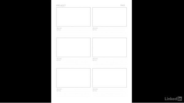 Story panels: Animation Foundations: Storyboarding