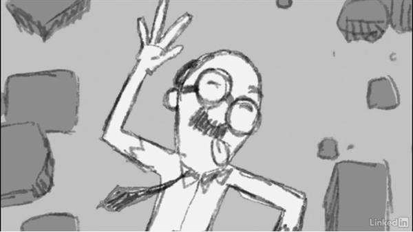 Animatics and layouts: Animation Foundations: Storyboarding