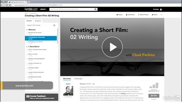 What does a director do?: Creating a Short Film: 05 Directing