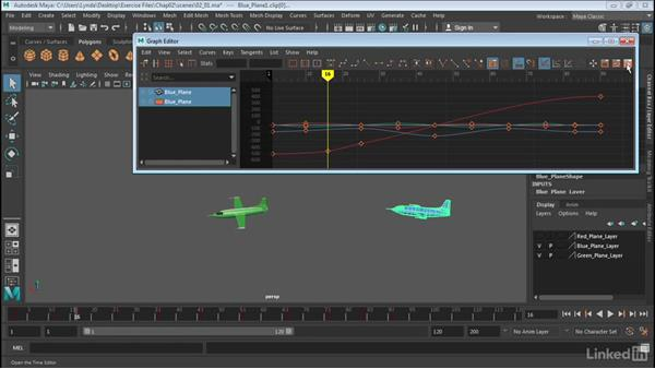 Edit clips in the Time Editor: Maya: Time Editor
