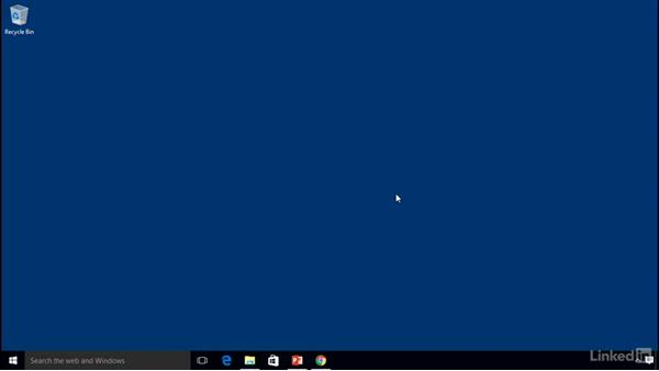 Create a system restore point: Windows 10: Manage Updates and Recovery