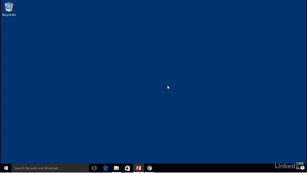 Delete system restore points: Windows 10: Manage Updates and Recovery