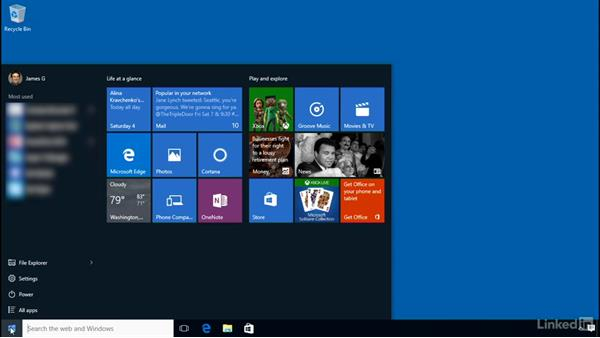 Update Windows Store Apps: Windows 10: Manage Updates and Recovery