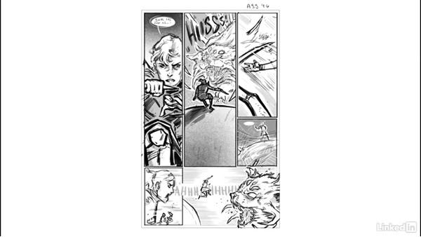 What you should know: Penciling a Comic Book Page