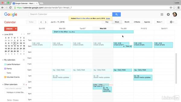 Create multi-day events by clicking and dragging: Google Calendar Advanced Tips and Tricks