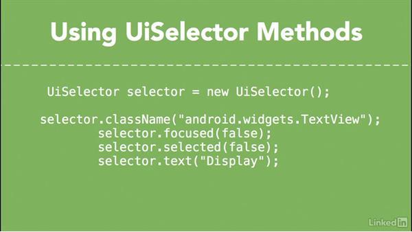 UI Automator API: Android SDK Unit Testing