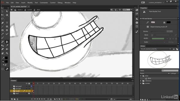Nested symbols: Learn Adobe Animate CC: Animation
