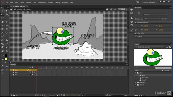 Pivots: Learn Adobe Animate CC: Animation