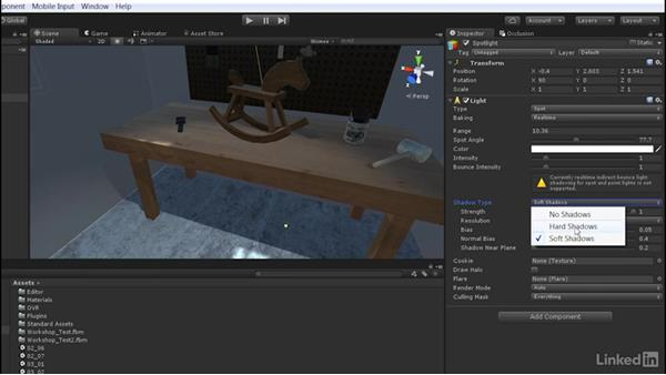 Creating mood with lighting: 3D Content Creation for Virtual Reality