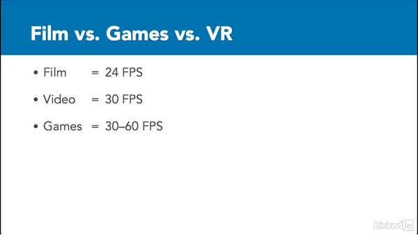 Rendering for film vs. games vs. VR: 3D Content Creation for Virtual Reality