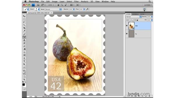 Introducing Smart Object layers: Photoshop CS4: Layers in Depth