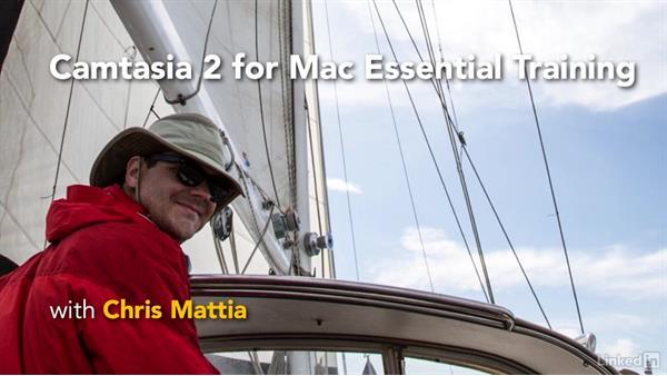 Goodbye: Camtasia 2 for Mac Essential Training