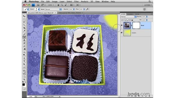 Understanding layer mask basics: Photoshop CS4: Layers in Depth