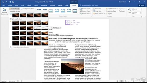 Insert and edit images: Migrating from Office 2007 to Office 2016