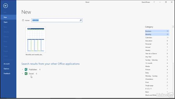 Access document templates: Migrating from Office 2007 to Office 2016
