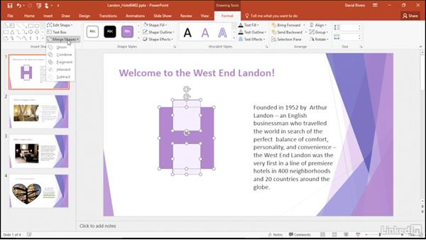 Work with shapes: Migrating from Office 2007 to Office 2016