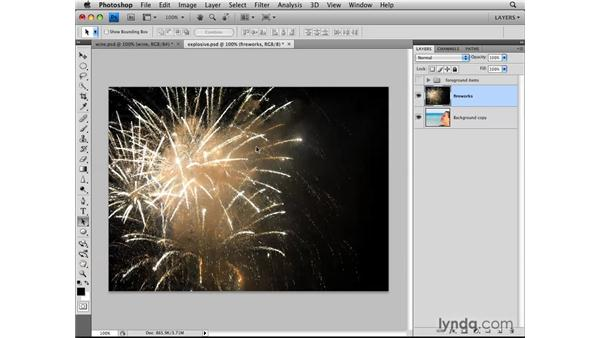Using blend-mode-neutral colors : Photoshop CS4: Layers in Depth