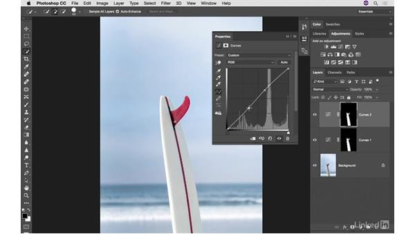 Two-step approach to improving color: Photoshop CC: Creative Color for Photographers