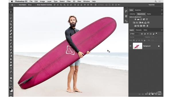 Challenge: Color change: Photoshop CC: Creative Color for Photographers