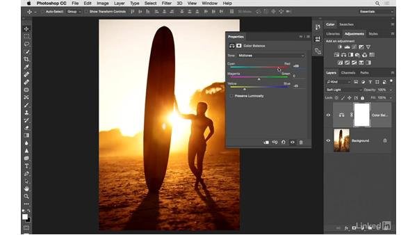 Creating awesome sunrise or sunset colors: Photoshop CC: Creative Color for Photographers