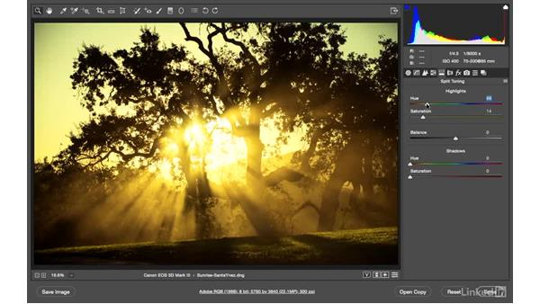 Creating epic color with Color Balance: Photoshop CC: Creative Color for Photographers