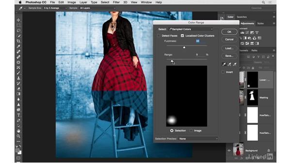 Advanced color removal, part 2: Photoshop CC: Creative Color for Photographers