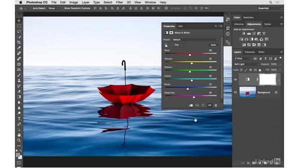 Creating looks with soft light blending, part 1: Photoshop CC: Creative Color for Photographers