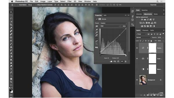 Creating looks with soft light blending, part 2: Photoshop CC: Creative Color for Photographers