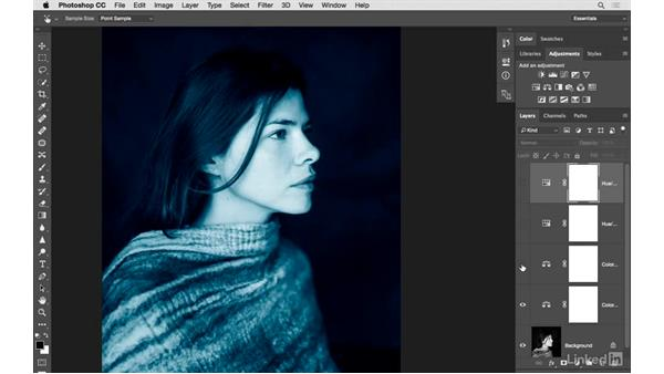 Advanced color toning: Photoshop CC: Creative Color for Photographers