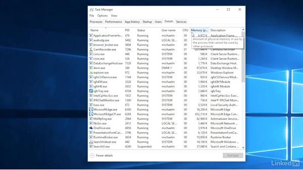 Windows 8 Task Manager: CompTIA A+ Exam Prep (220-902) Part 3: Windows Basics