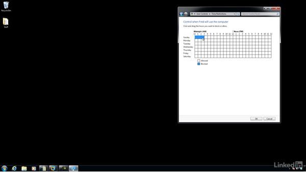 Creating users in Windows 7: CompTIA A+ Exam Prep (220-902) Part 3: Windows Basics