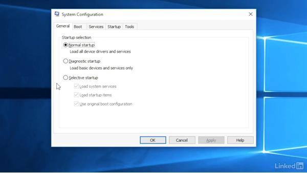 Autostarting programs in Windows: CompTIA A+ Exam Prep (220-902) Part 3: Windows Basics