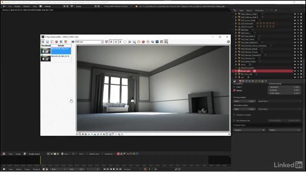 Welcome: Blender: V-Ray 3.0 Basics