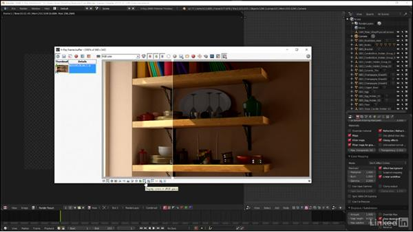 Overview of color mapping: Blender: V-Ray 3.0 Basics