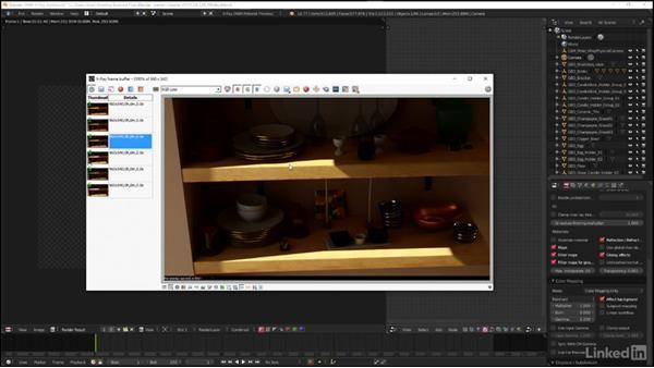 What the color mapping modes do: Blender: V-Ray 3.0 Basics
