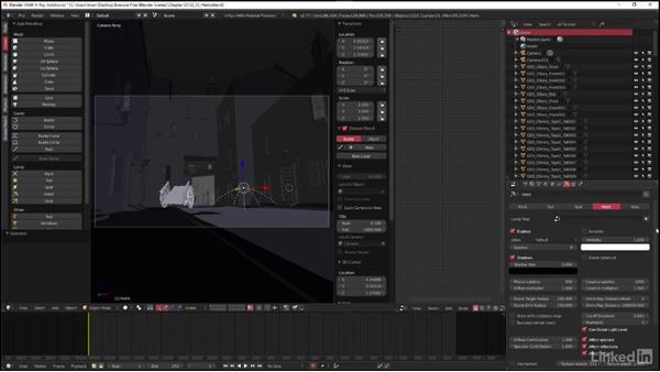 Exploring V-Ray light types: Hemi: Blender: V-Ray 3.0 Basics