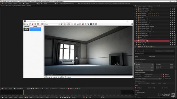 Using irradiance mapping: Part 2: Blender: V-Ray 3.0 Basics