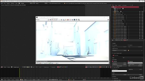 Understanding the exposure controls: Blender: V-Ray 3.0 Basics