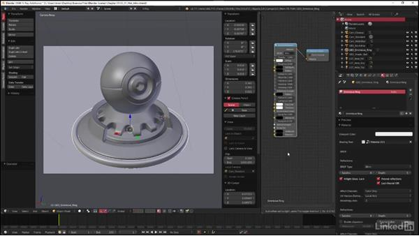 Introduction to V-Ray materials in Blender: Blender: V-Ray 3.0 Basics