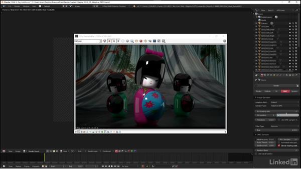 How to use the Adaptive DMC engine: Blender: V-Ray 3.0 Basics