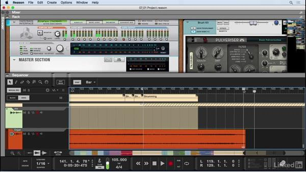 Export tracks as individual files: Learn Reason 9: The Basics