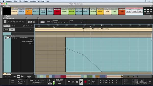 Master your own recording: Learn Reason 9: The Basics