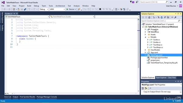 Rename, move, and other operations: Visual Studio 2015 Essentials 10: Protecting Your Code Base with Source Control Providers