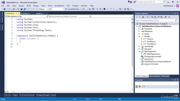 Use a Shelfset to suspend work: Visual Studio 2015 Essentials 10: Protecting Your Code Base with Source Control Providers