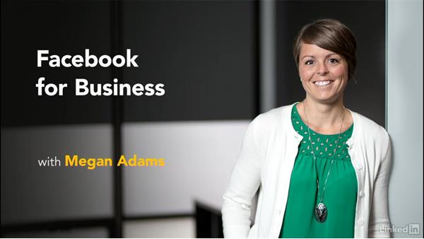 Welcome: Facebook for Business